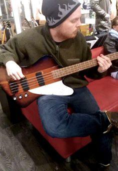 My dream bass. Gibson Thunderbird.