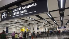"""Theresa May has rejected a points-based system for controlling EU migration, one of the key promises of Leave campaigners during the referendum. Speaking in China, the PM denied she had """"gone soft"""" on migration and said people backed Brexit because they wanted """"an element of control"""". A points-based model would not let the government control arrivals, she said. Ex-UKIP leader Nigel Farage said many people had voted Leave for the policy, backed by Boris Johnson among others. - 05/09/2016"""