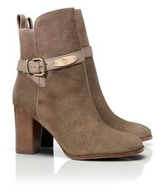 Robynne Suede Bootie