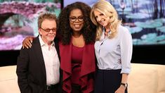 Super Soul Sunday on OWN- paul williams and Tracy anderson