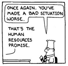 Dilbert Human Resources II