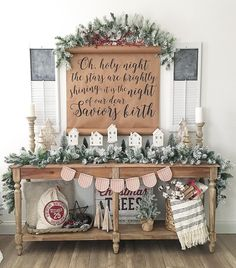 Are you searching for images for farmhouse christmas decor? Browse around this site for perfect farmhouse christmas decor inspiration. This cool farmhouse christmas decor ideas looks absolutely excellent. Farmhouse Christmas Decor, Noel Christmas, Merry Little Christmas, Outdoor Christmas Decorations, Country Christmas, Vintage Christmas, Holiday Decor, Farmhouse Decor, White Christmas
