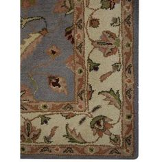 Get My Rugs Hand-Tufted Gray/Beige Area Rug Rug Size:
