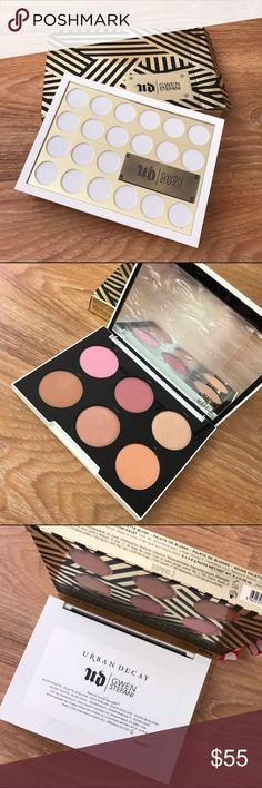 Urban decay blush palette NIB. Gwen stefani x urban decay blush palette. Urban Decay Makeup Blush