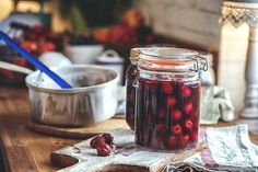 Marie Claire, Chocolate Fondue, Mason Jars, Desserts, Food, Syrup, Winter Time, Home, Mint