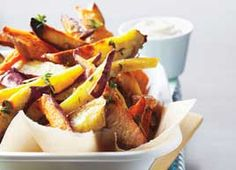 Fries with a twist | Recipes | Eat Well | Best Health #betterlifestyle