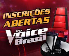 Inscrições para a próxima temporada do The Voice Brasil já estão abertas