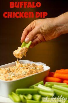 Buffalo Chicken Dip Recipe on Yummly