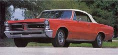 1965 Pontiac Tempest GTO  by the Auto Editors of Consumer Guide