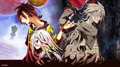 Anime No Game No Life  Shiro (No Game No Life) Sora (No Game No Life) No Game No Life: Zero Shuvi Dola Riku Dola Wallpaper