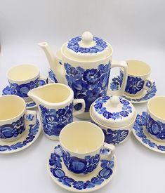 Dom, Bowl Set, Tea Cups, Art Deco, Tableware, Design, Home Decor, Living Room, Homemade Home Decor