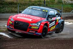 Motoring Musings; Motorsport Mutterings: 2020 Swecon World RX of Sweden (Round 2) Polo R, Double Header, The Championship, Car Manufacturers, Peugeot, Sweden, Audi, Two By Two, German
