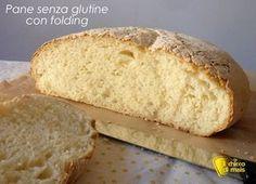 Pane senza glutine con folding – pieghe a 3 (ricetta passo passo)