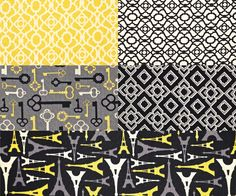 Bella Taylor's Lamour Fabric Swatch