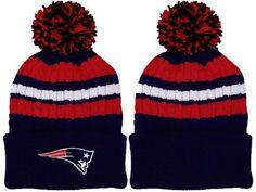 e1bea9064 2017 Winter NFL Fashion Beanie Sports Fans Knit hat New England Patriots  Shoes