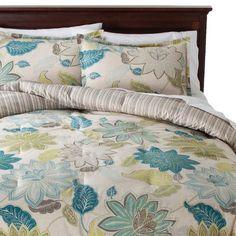 Threshold™ Floral Comforter Set
