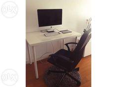 Mesa + cadeira giratória Parque das Nações - imagem 1