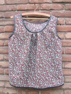 Sorbetto top by la Mel | Project | Sewing / Shirts, Tanks, & Tops | Women's | Kollabora