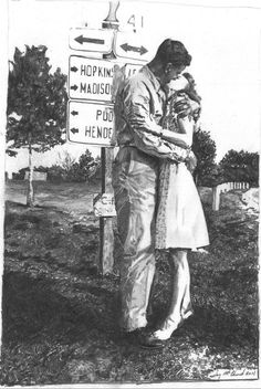 Collected love stories of military veterans