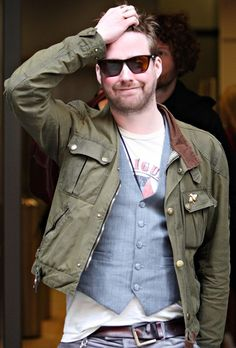 Ricky Wilson Photos Photos: Ricky Wilson Out And About In London Ricky Wilson, Kaiser Chiefs, Awesome Beards, Got The Look, Famous Celebrities, Girl Crushes, Famous Faces, Man Crush, Music Stuff