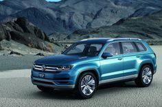 2013 Volkswagen CrossBlue Concept (16)
