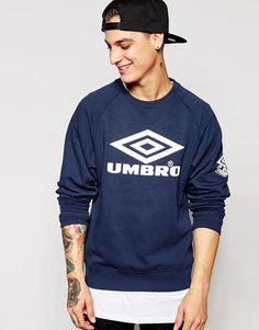 Umbro   Umbro Logo Sweatshirt at ASOS