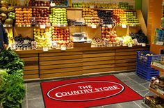 Custom store logo mats are the perfect accessory to create a welcoming environment that brands your store or business. Free samples and artwork