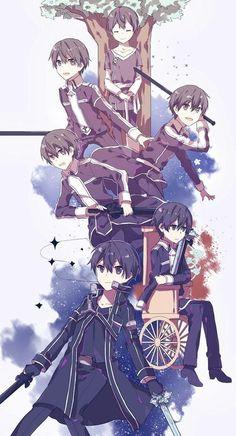 Read Sword Art Online from the story Ảnh Anime Đẹp ( 2 ) by Kiritoboy (Kirigaya Yuki) with reads. Wallpaper Animes, Animes Wallpapers, Online Anime, Online Art, Manga Anime, Tous Les Anime, Sword Art Online Wallpaper, Accel World, Sword Art Online Kirito
