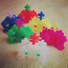«PLUSPLUS MONSTERS! #pixel #plusplus»
