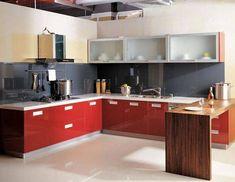 Cocina Sencilla | Muebles Para Cocina Sencilla Cocinas Gabinetes De Cocina