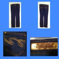 "Selling this ""NWOT Dark blue Jeans"" in my Poshmark closet! My username is: kat_love. #shopmycloset #poshmark #fashion #shopping #style #forsale #South Pole #Denim"