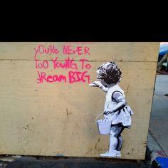 Banksy in Santa Monica