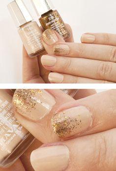 Mavala Vanilla & Sparkling Bronze | #essentialbeautyswatches
