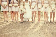 Vintage Wedding Pink Color Theme - Rustic Wedding Chic Pink Bridesmaid Dresses, Wedding Dresses, Wedding Styles, Wedding Photos, Pink Wedding Theme, Allure Bridal, Vintage Stil, California Wedding, Pink Color