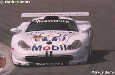 7 - Porsche 911 GT1 #004 - Porsche AG FIA GT Championship Nürburgring 1997