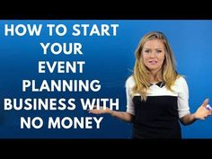 Certificate In Event Planning  Youtube  Event Planning