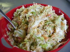 I LOVE coleslaw!  Use paleo mayo and honey or maple syrup to keep it #paleo