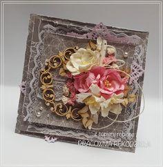 z papieru robione .../ birthday card Decorative Boxes, Paper, Decorative Storage Boxes