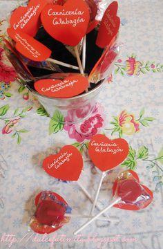 Detalle para San Valentín