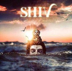 PC:- Unknown DM for credits/removal. Shiva Linga, Mahakal Shiva, Shiva Art, Shiva Statue, Hindu Art, Aghori Shiva, Mahadev Hd Wallpaper, Shiva Photos, Lord Shiva Hd Images