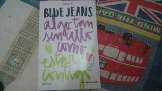 """""""Algo tan sencillo como estar contigo"""" escrito por Blue Jeans."""