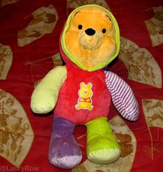 Winnie the Pooh like and coms here :: https://www.facebook.com/pages/Disneycollecbell/603653689716325?fref=ts