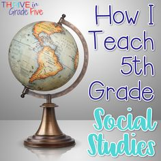 How I Teach Grade Social Studies - - I'm fortunate to have found my niche early in my teaching career. I have enjoyed teaching fifth grade social studies for many years. I often have teachers ask how I teach fifth grade social studies, in. Preschool Social Studies, Social Studies Projects, Social Studies Lesson Plans, Social Studies Notebook, 6th Grade Social Studies, Social Studies Worksheets, Social Studies Classroom, Elementary Social Studies, Science Classroom