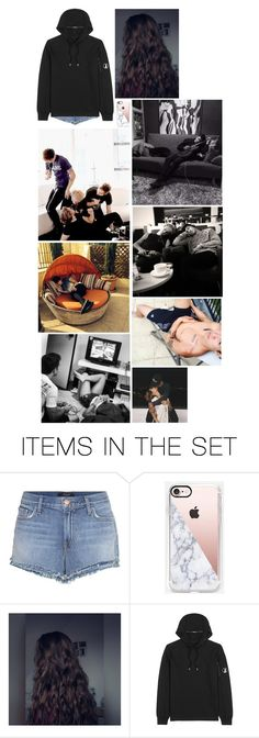 """Relaxing Day with Sleepy Calum"" by aloha-alien on Polyvore featuring art"