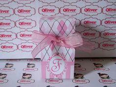 Caixa Giovanna Baby Personalizada by Oliver Festas Infantis ☺