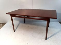 Designer G Plan Teak Extending Table designed by NicholasArthurs