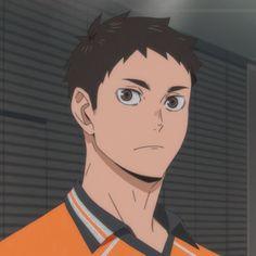 Anime Ai, Manga Anime, Haikyuu Fanart, Haikyuu Anime, Daichi Sawamura, Daisuga, Haikyuu Wallpaper, Cosplay Anime, Anime Profile