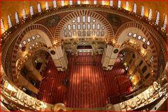 Süleymaniye Camii, İstanbul. Mimar Sinan