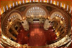 Süleymaniye Camisi. Mimar Sinan (Architecture) İstanbul.
