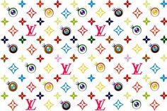 motifs louis vuitton et murakami - Recherche Google